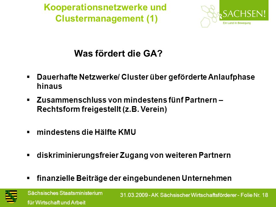 Kooperationsnetzwerke und