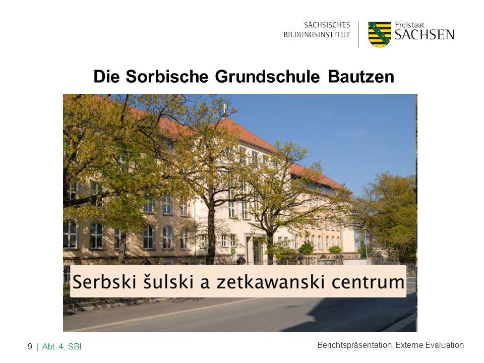 Die Sorbische Grundschule Bautzen