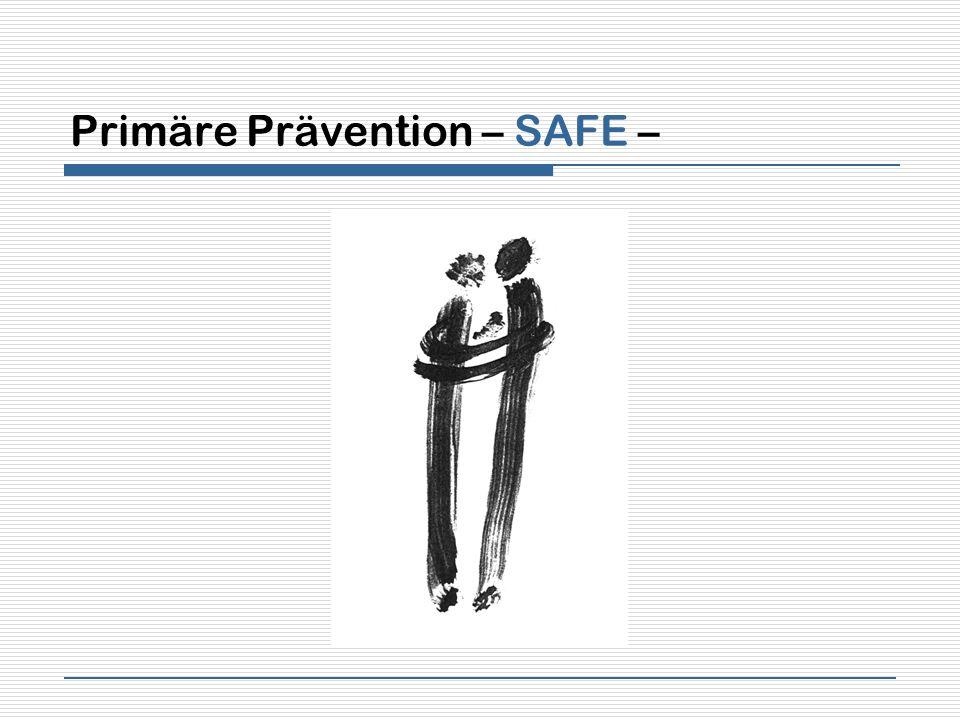 Primäre Prävention – SAFE –