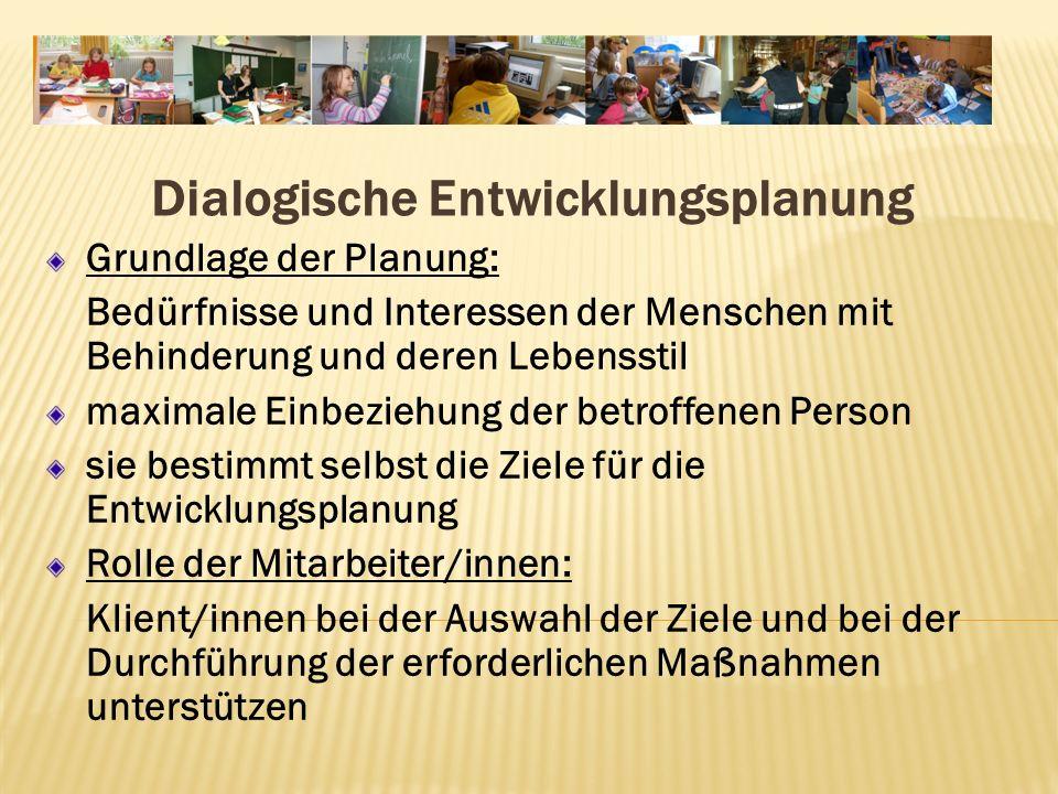 Dialogische Entwicklungsplanung