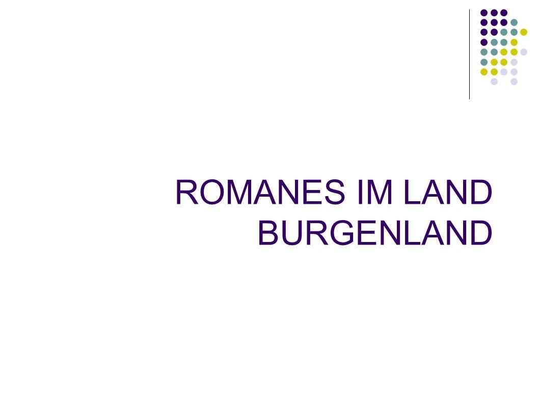 ROMANES IM LAND BURGENLAND
