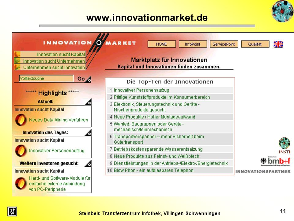 www.innovationmarket.de