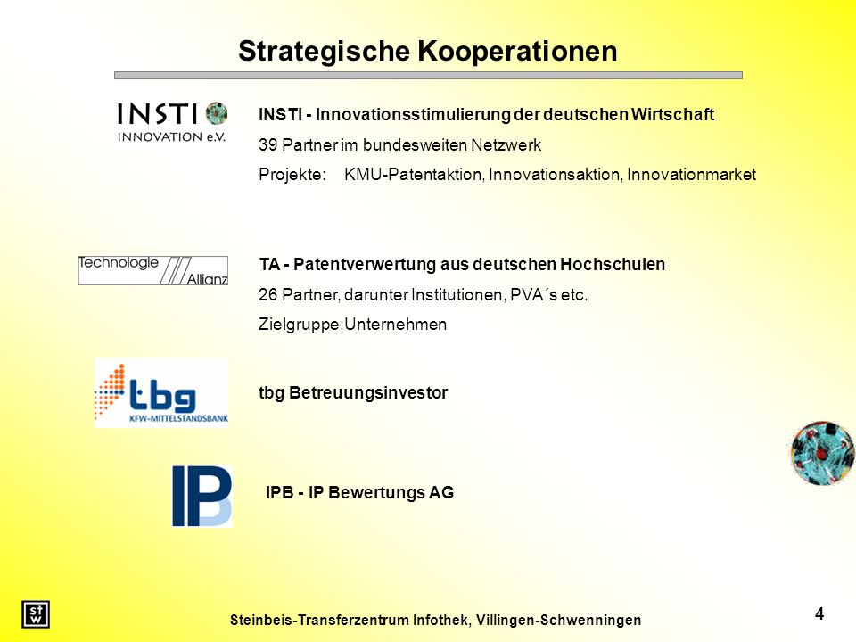 Strategische Kooperationen
