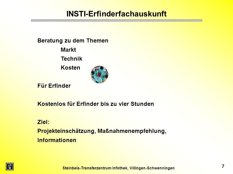 INSTI-Erfinderfachauskunft
