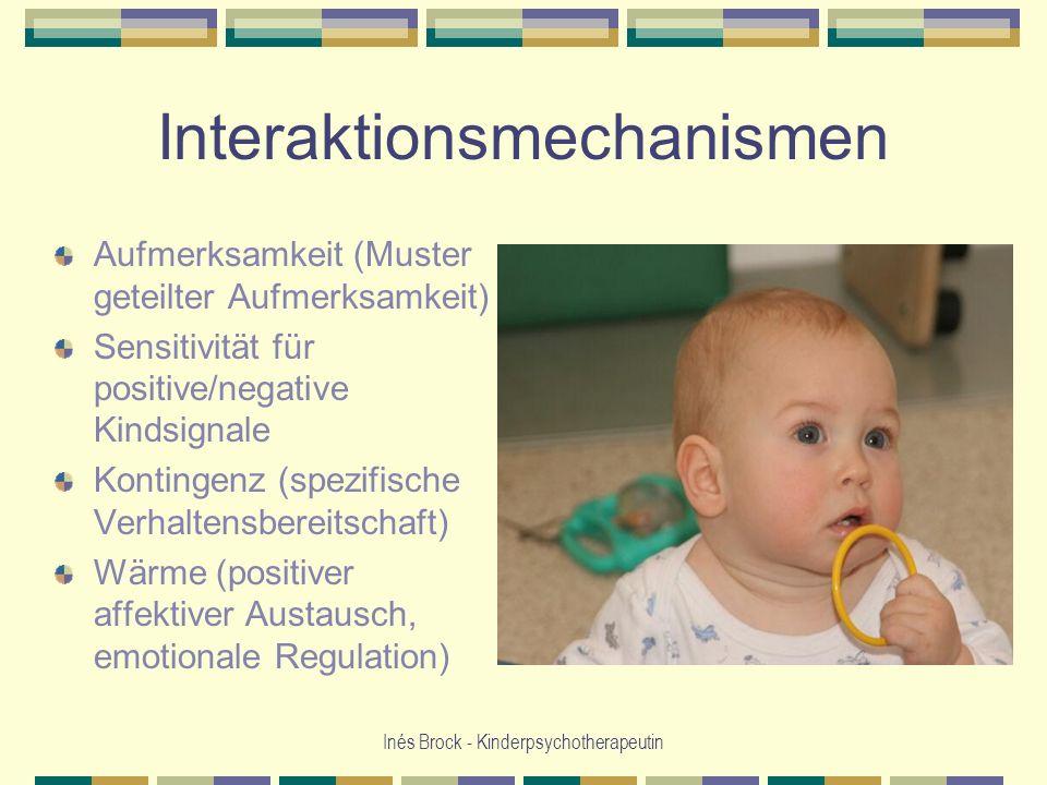 Interaktionsmechanismen