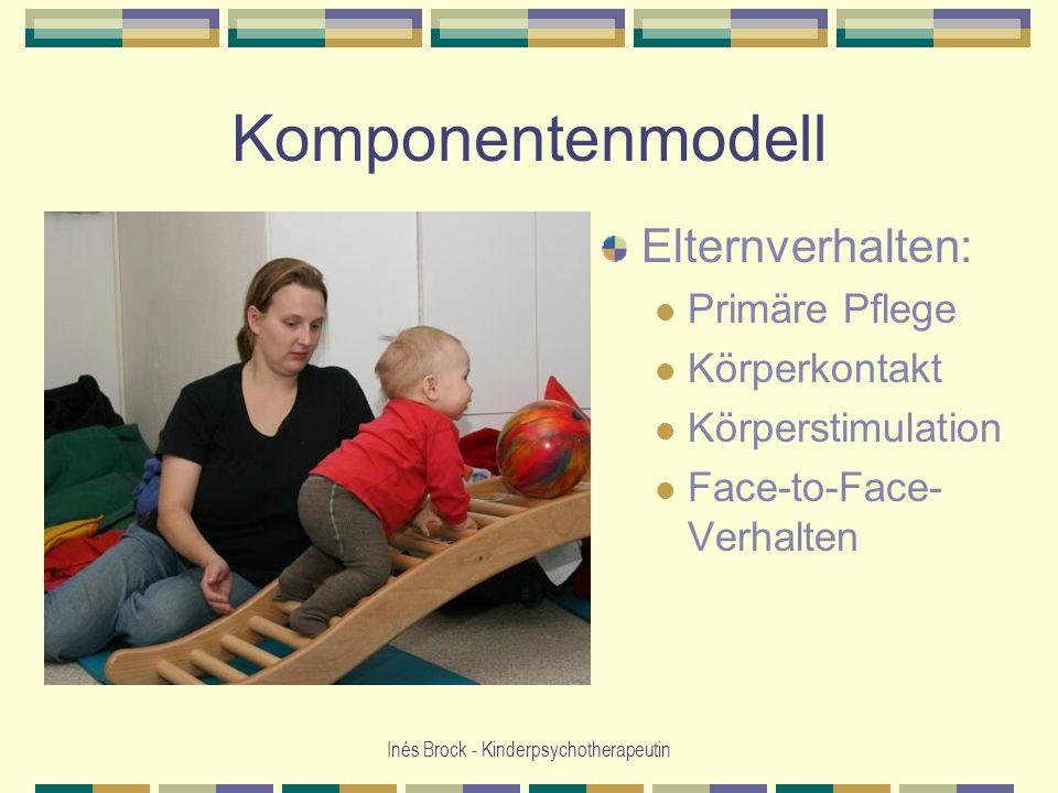 Inés Brock - Kinderpsychotherapeutin