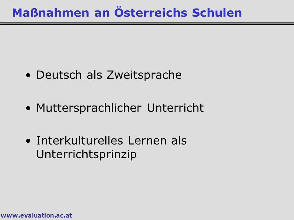 Maßnahmen an Österreichs Schulen