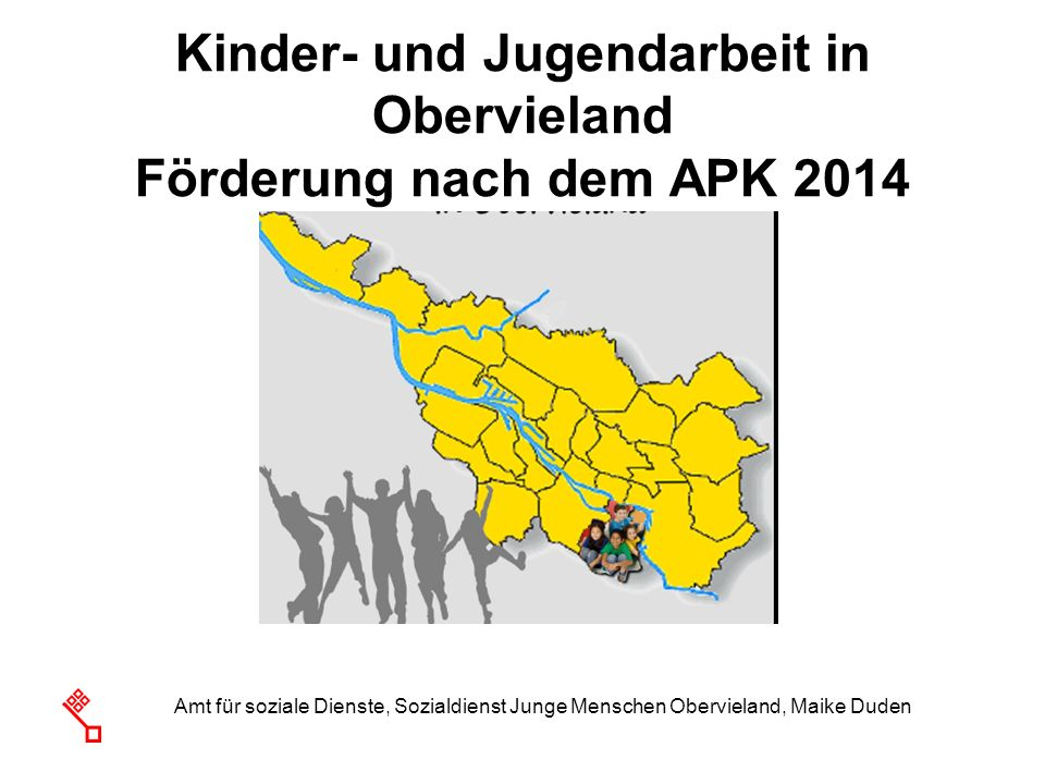 Kinder- und Jugendarbeit in Obervieland Förderung nach dem APK 2014