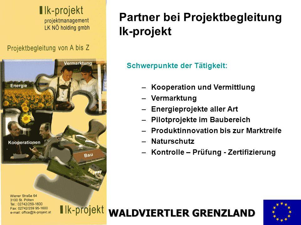 Partner bei Projektbegleitung lk-projekt