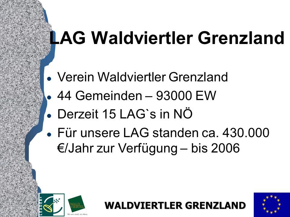 LAG Waldviertler Grenzland