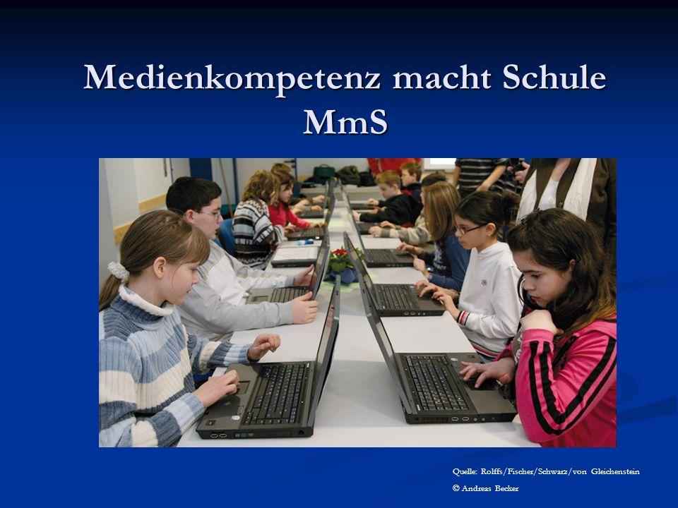 Medienkompetenz macht Schule MmS