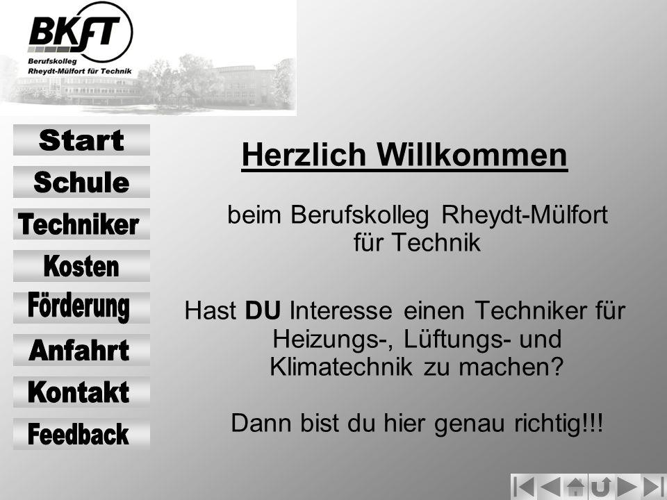 Herzlich Willkommen beim Berufskolleg Rheydt-Mülfort für Technik