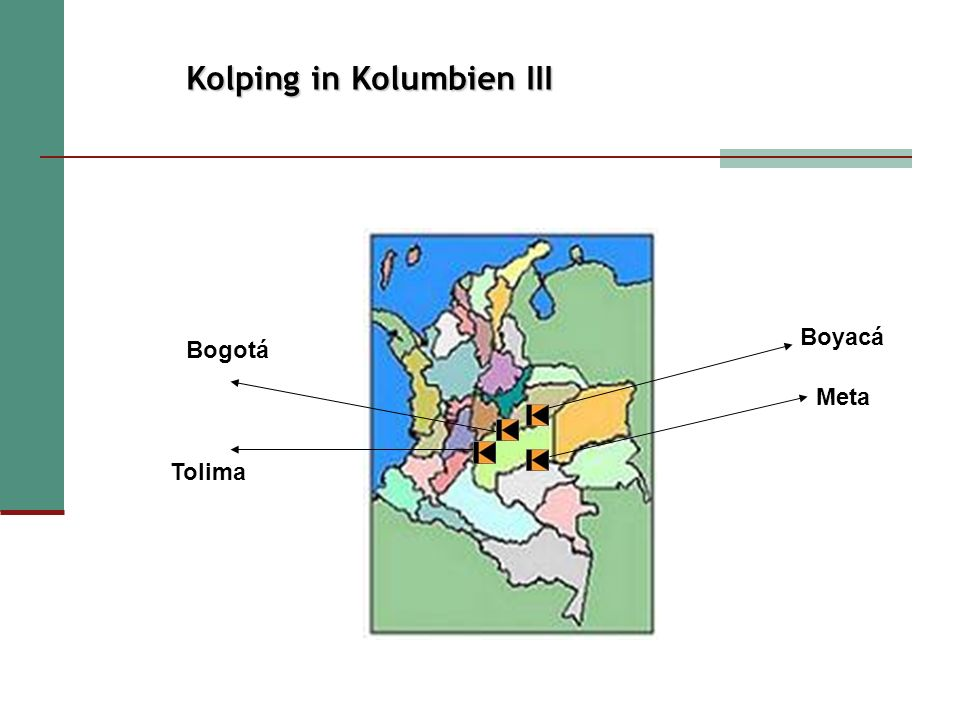 Kolping in Kolumbien III