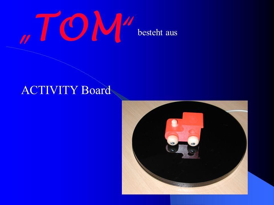 """""""TOM besteht aus ACTIVITY Board"""