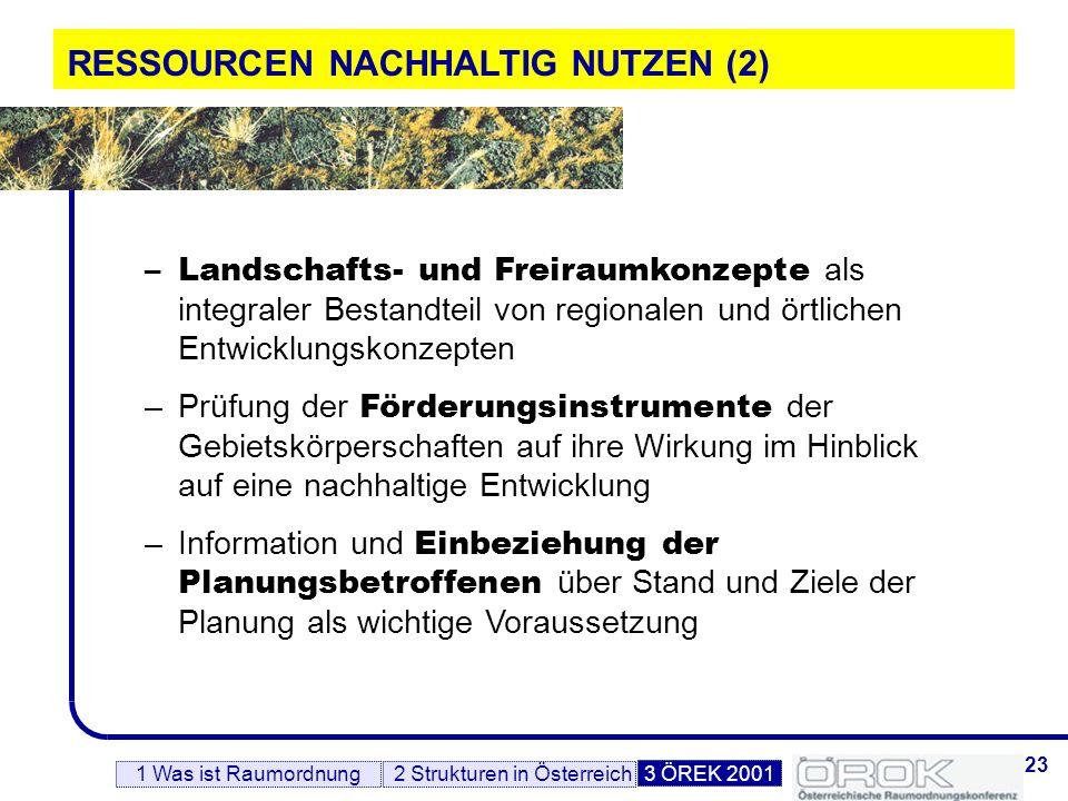 RESSOURCEN NACHHALTIG NUTZEN (2)