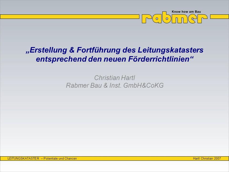 Rabmer Bau & Inst. GmbH&CoKG