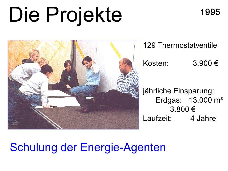 Schulung der Energie-Agenten
