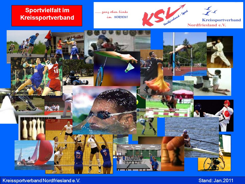Sportvielfalt im Kreissportverband