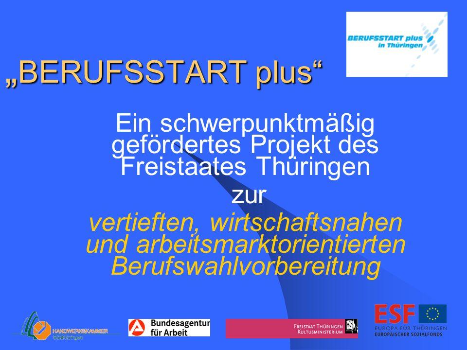 Ein schwerpunktmäßig gefördertes Projekt des Freistaates Thüringen