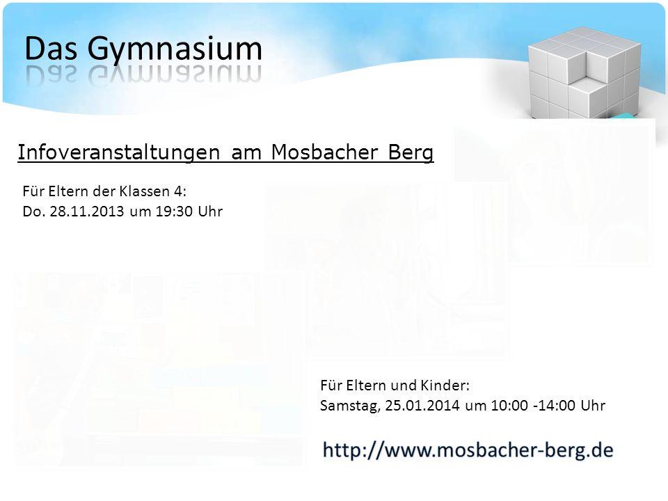 Das Gymnasium http://www.mosbacher-berg.de