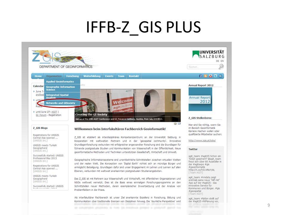 IFFB-Z_GIS PLUS