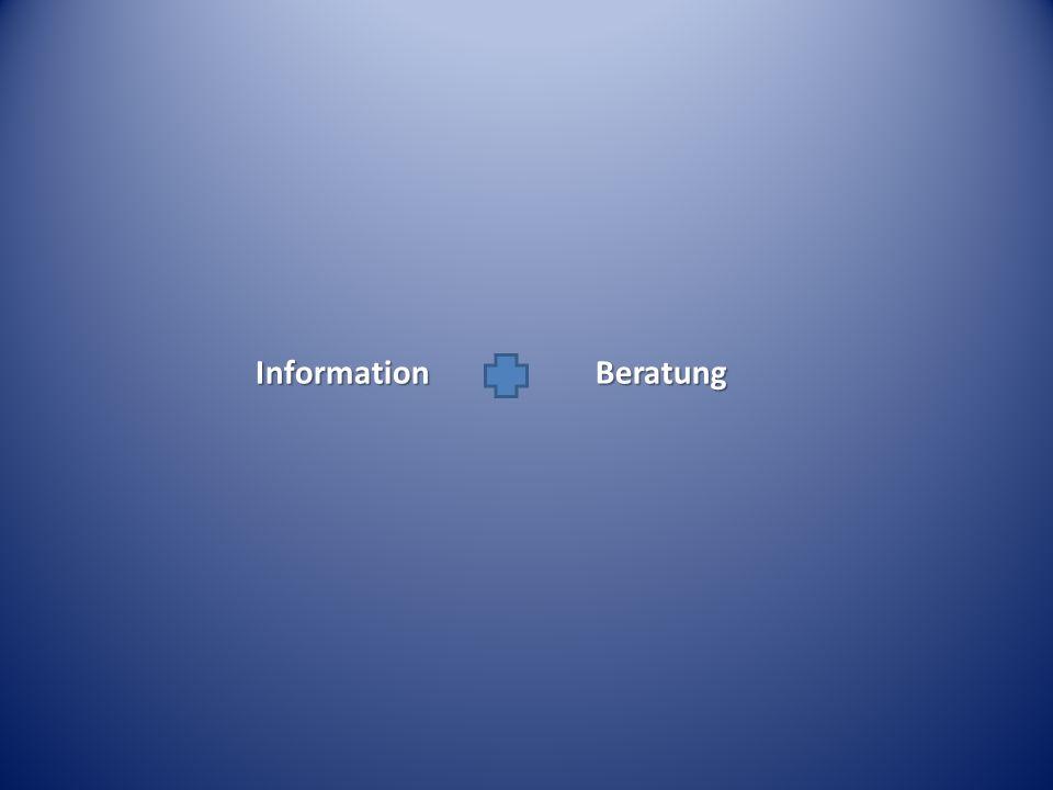 Information Beratung