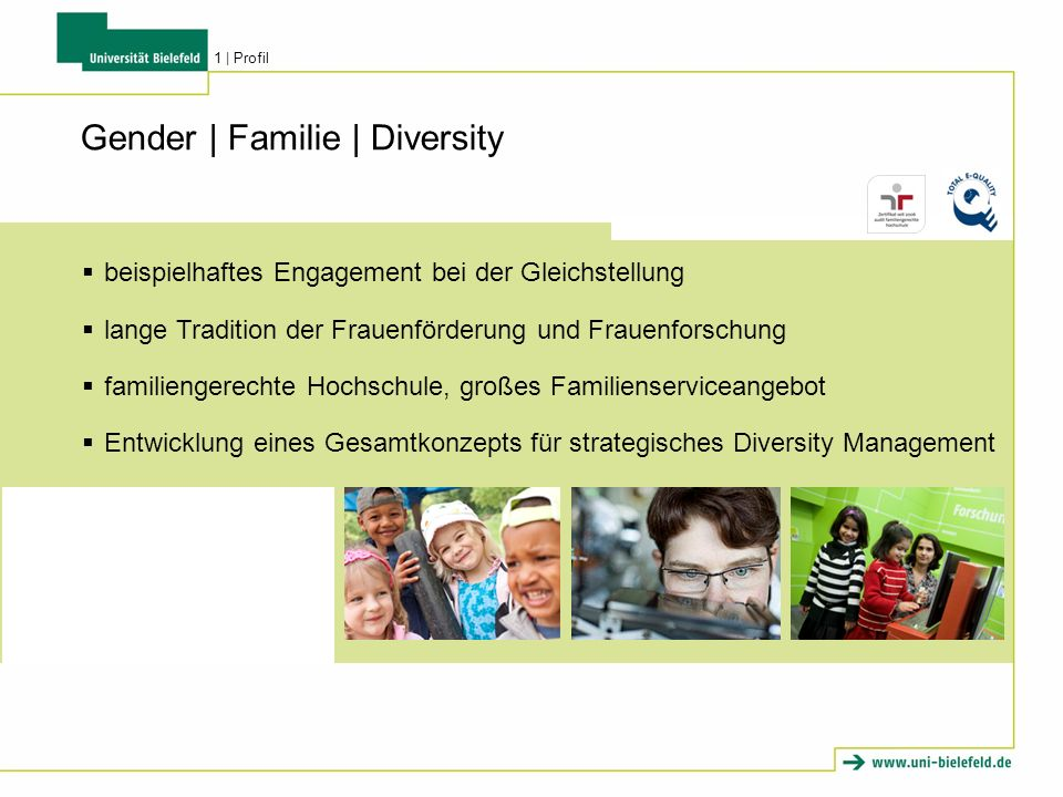 Gender | Familie | Diversity
