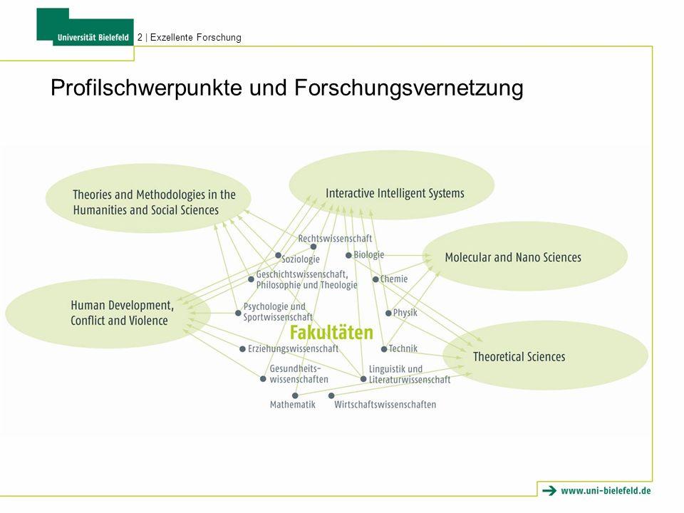 Profilschwerpunkte und Forschungsvernetzung