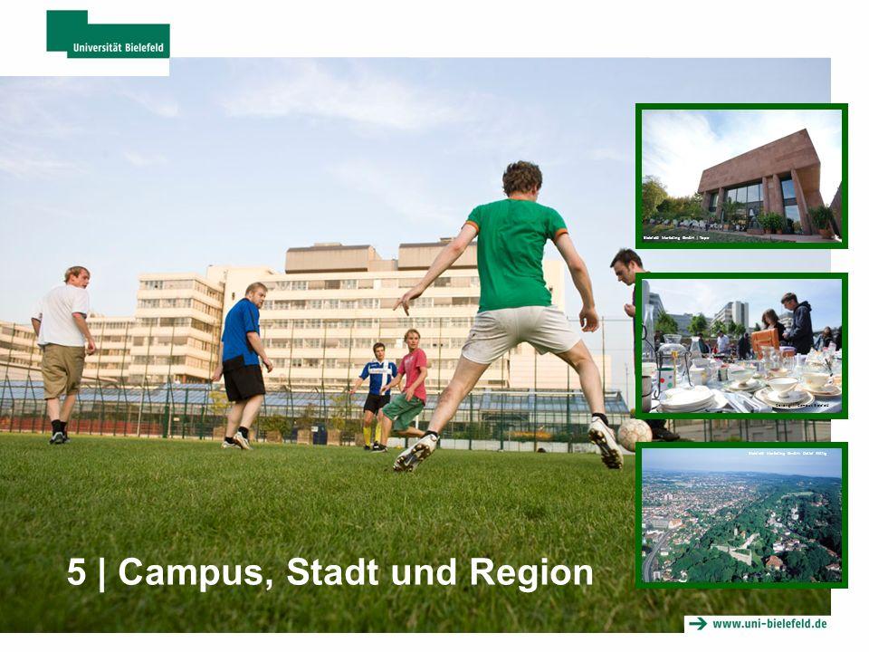 5 | Campus, Stadt und Region
