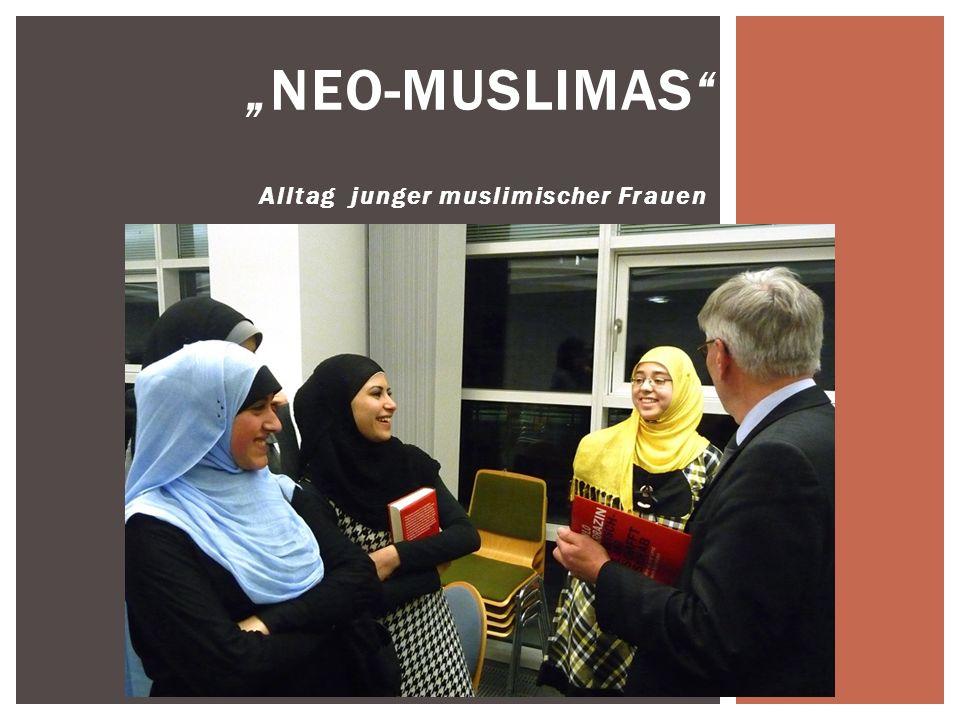 Alltag junger muslimischer Frauen