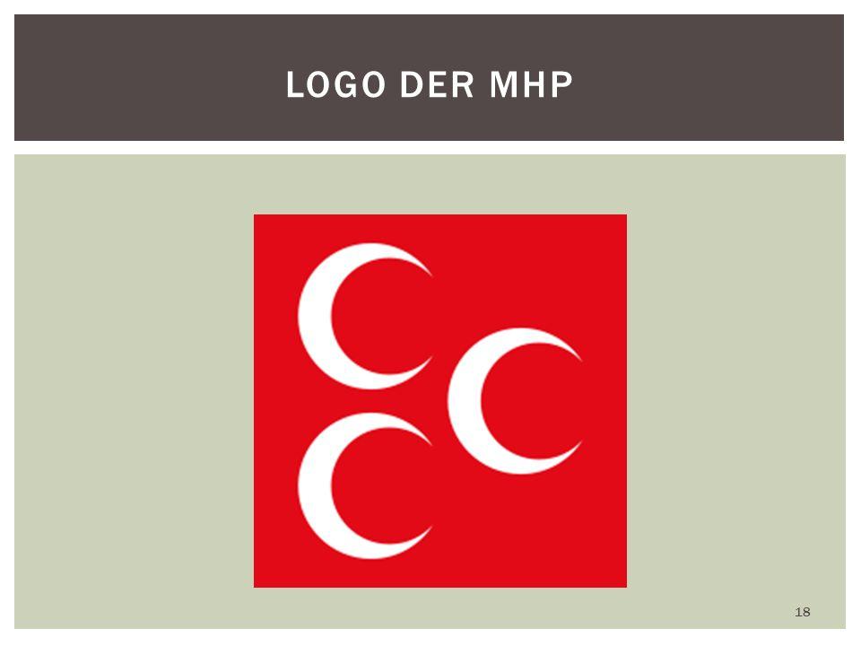 Logo der MHP