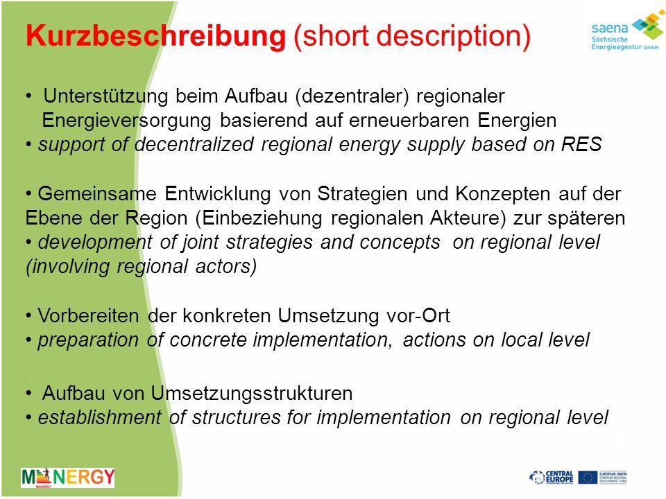 Kurzbeschreibung (short description)