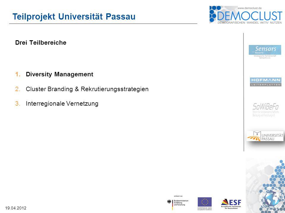 Teilprojekt Universität Passau