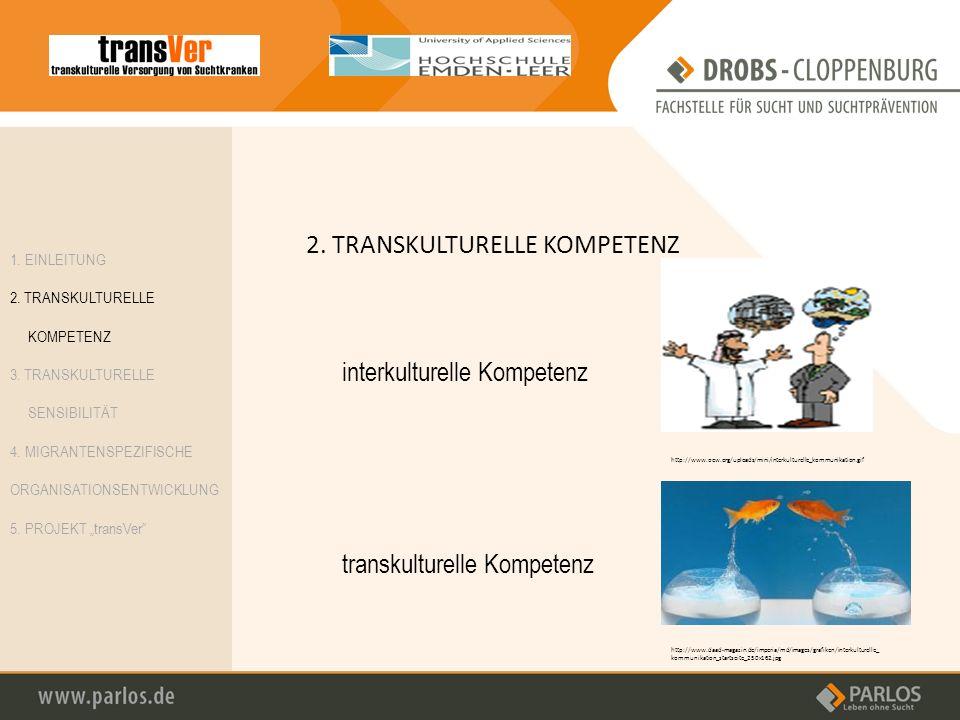 2. TRANSKULTURELLE KOMPETENZ