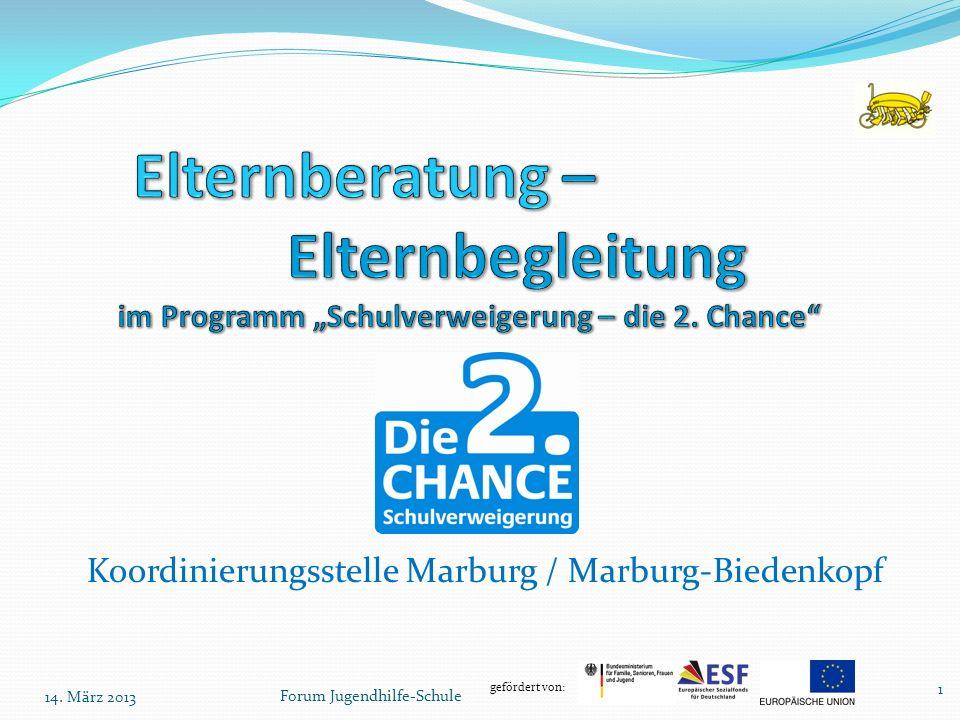 Koordinierungsstelle Marburg / Marburg-Biedenkopf