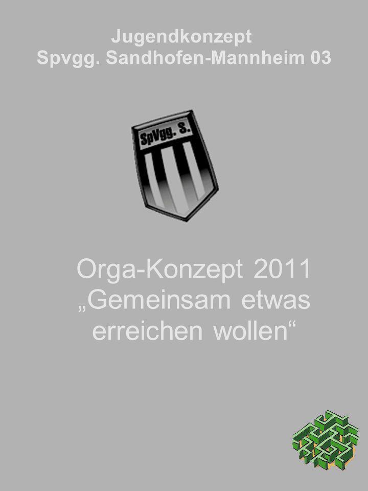 Jugendkonzept Spvgg. Sandhofen-Mannheim 03