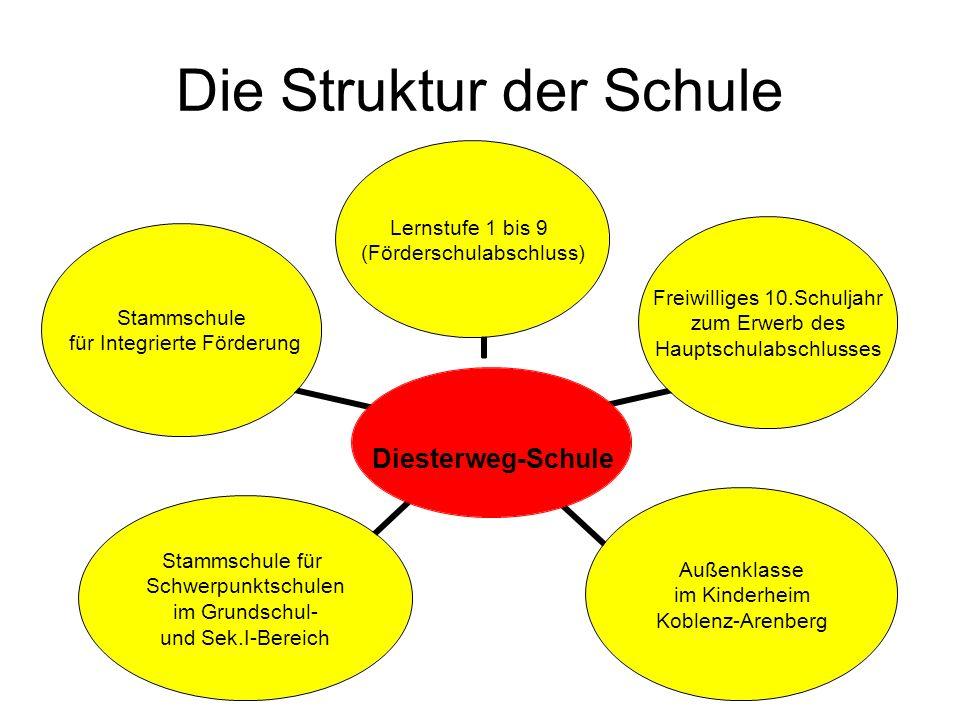 Die Struktur der Schule