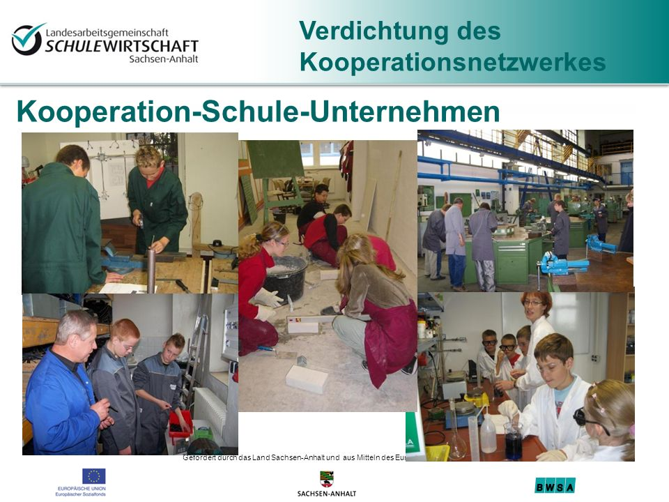 Kooperation-Schule-Unternehmen