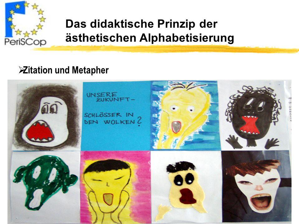 Das didaktische Prinzip der ästhetischen Alphabetisierung