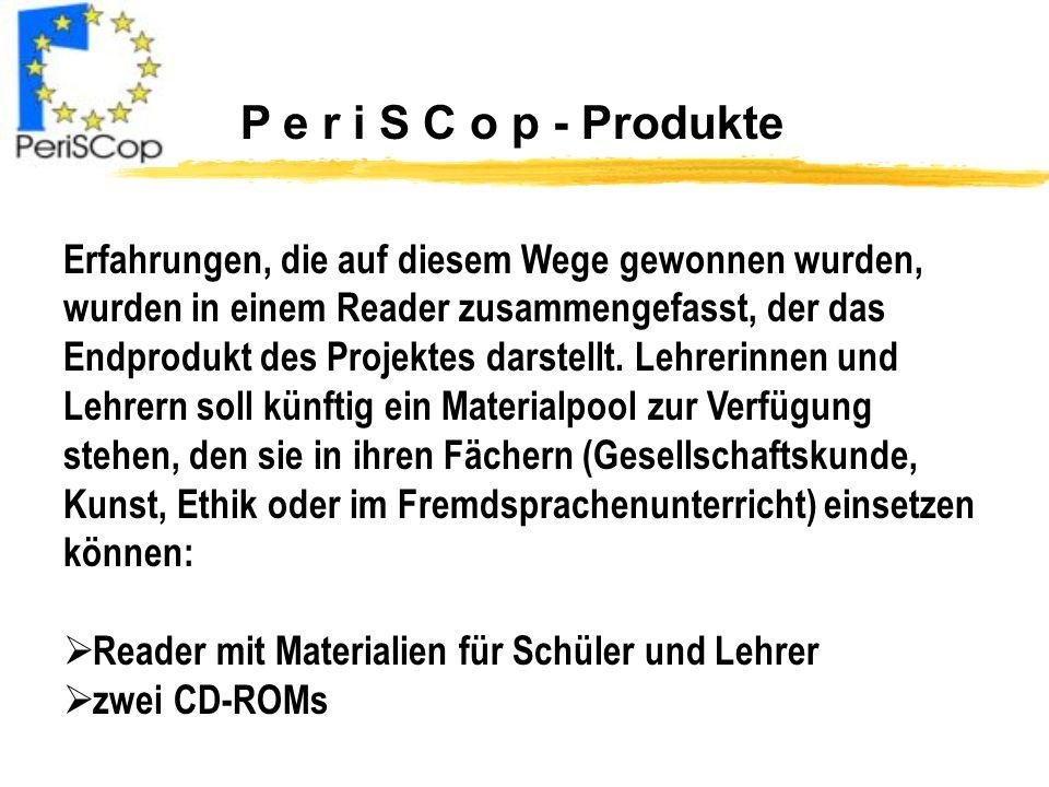 P e r i S C o p - Produkte