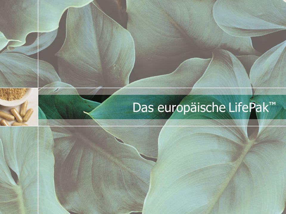 Das europäische LifePak™