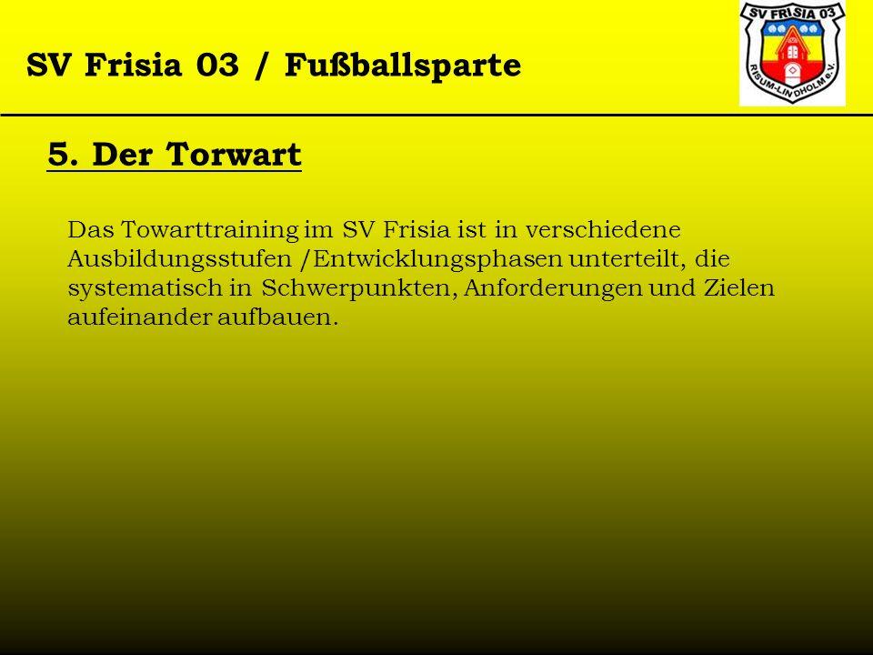 5. Der Torwart