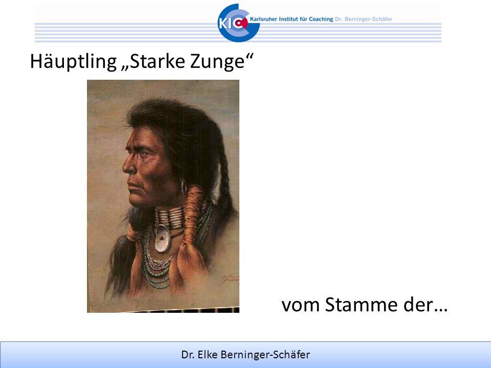 """Häuptling """"Starke Zunge"""