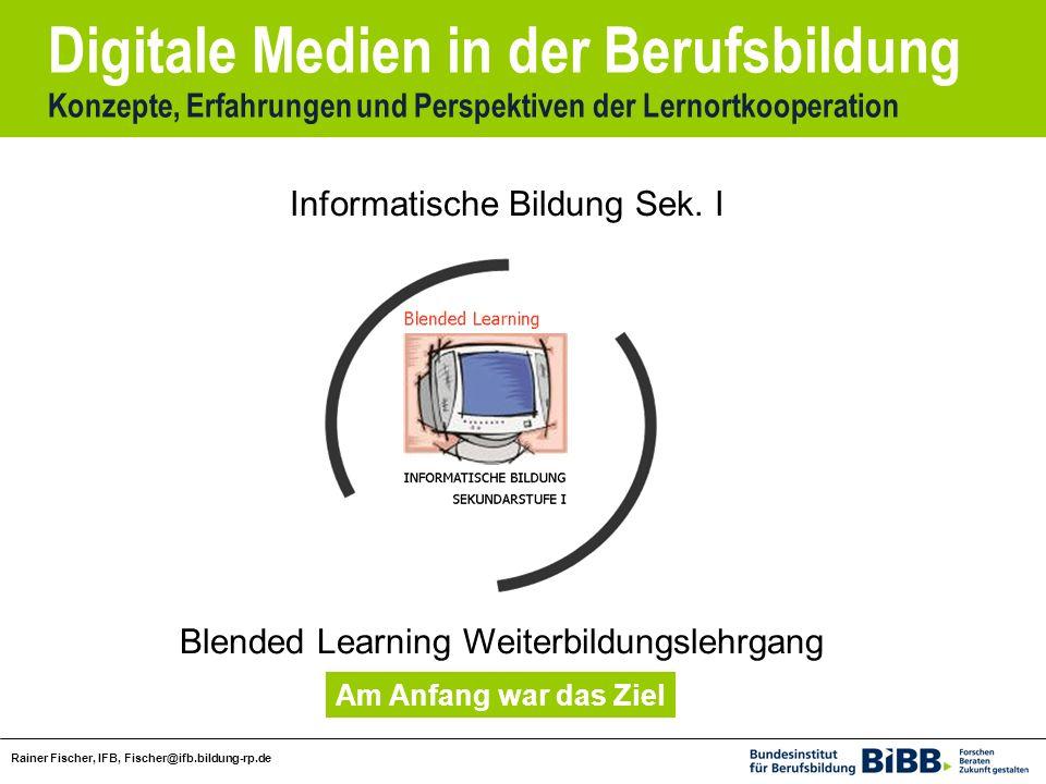 Informatische Bildung Sek. I