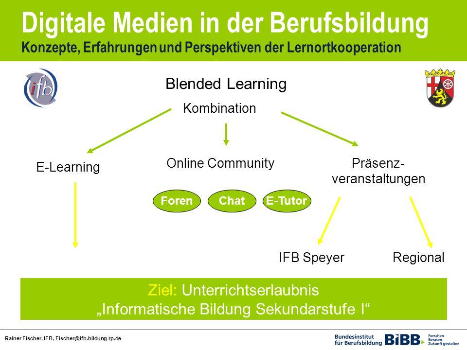 "Ziel: Unterrichtserlaubnis ""Informatische Bildung Sekundarstufe I"
