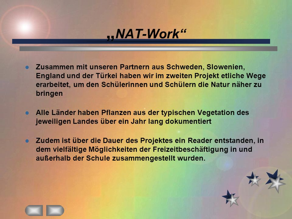 """NAT-Work"