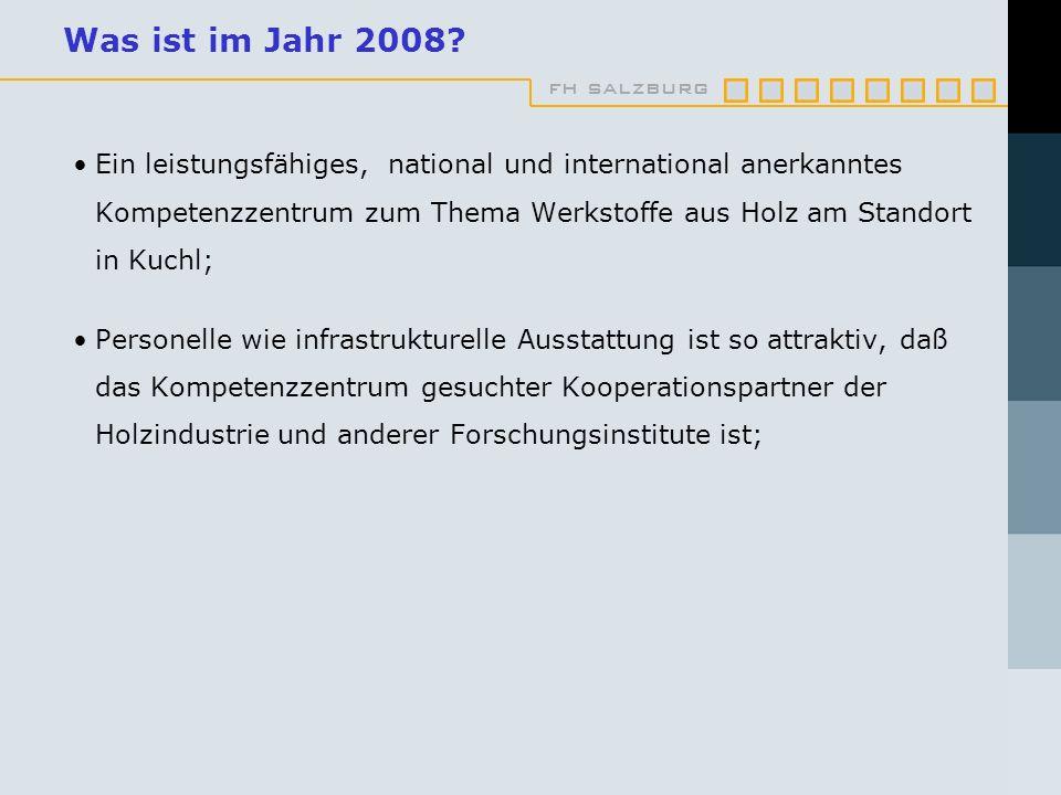 Was ist im Jahr 2008