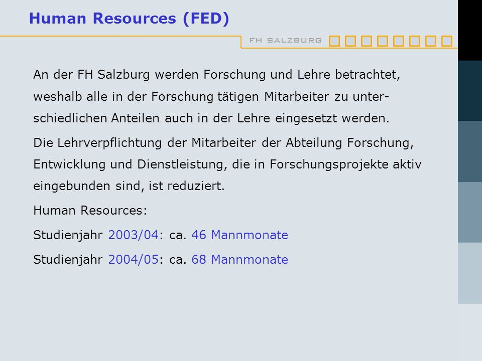 Human Resources (FED)