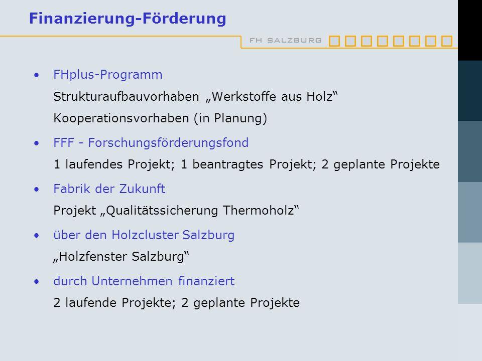 Finanzierung-Förderung