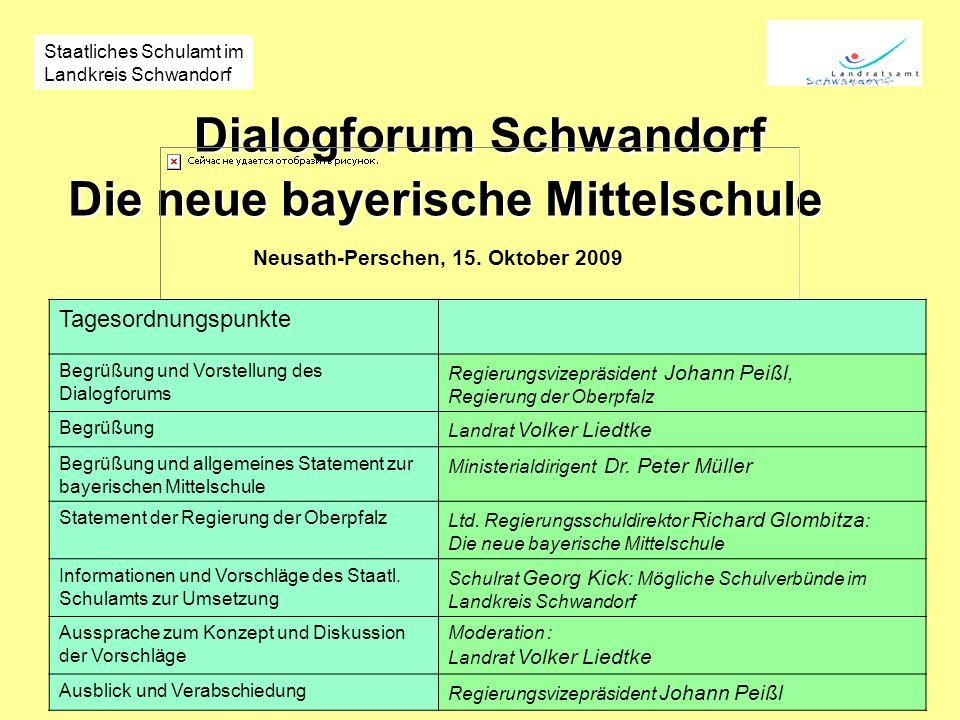 Dialogforum Schwandorf